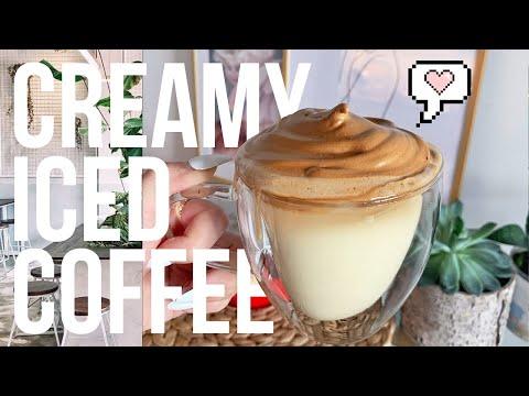 recette-facile-☕️-dalgona-coffee-달고나-커피
