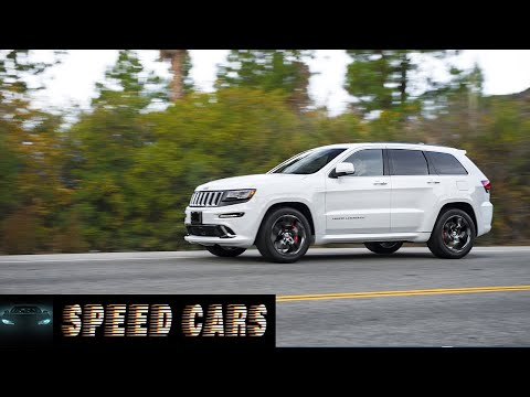Speed Cars - Jeep Grand Cherokee SRT8 Launch Control Acceleration