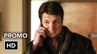 "Castle 8x13 Promo ""And Justice For All"" (HD)"