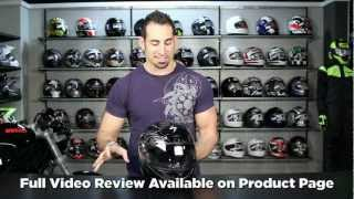 Scorpion EXO-400 Synergy Helmet Review at RevZilla.com