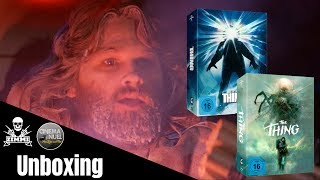 The Thing Deluxe Edition Modern und Klassik Version Unboxing feat. Cinemanuel