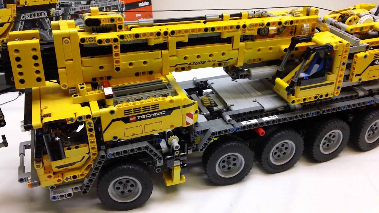 lego construction crane