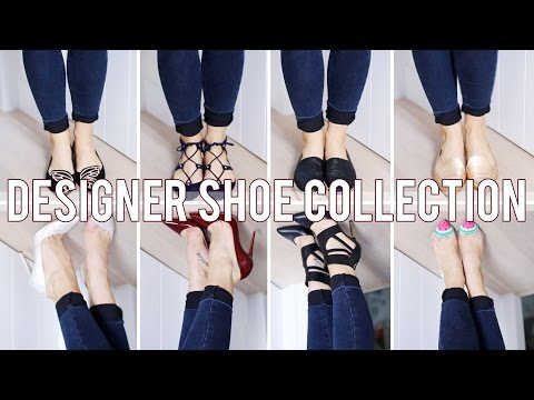 My Designer Shoe Collection | Inthefrow