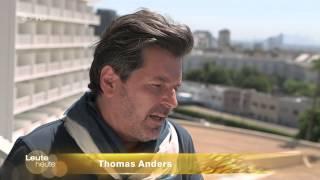 Thomas Anders   in Los Angeles ZDF HD  Leute heute  17 08 2015