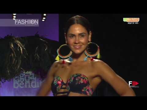 AGUA BENDITA Spring Summer 2017 | COLOMBIAMODA 2016 by Fashion Channel