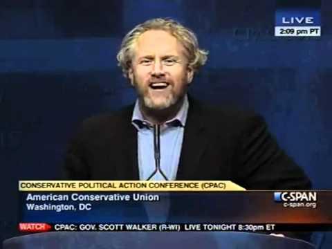 Andrew Breitbart at CPAC 2012 02102012 - FULL SPEECH