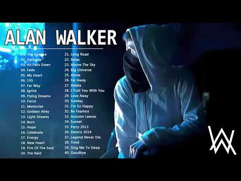 Top 40 Of Alan Walker ♫ Alan Walker Mix ♫ Alan Walker Best Songs Collection