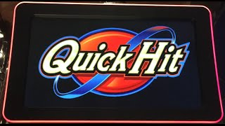 $9 HIGH LIMIT - QUICK HITS WILD RED ✦LIVE PLAY✦ Cosmo, Las Vegas Slot Machine
