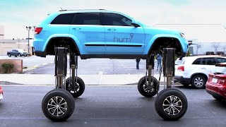 AMAZING CAR INVENTIONS THAT ARE AT THE NEXT LEVEL