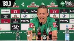 Werder Bremen in 189,9 Sek.: Ludwig Augustinsson zu mehr Gehaltsverzicht & Fußballspielen mit Maske