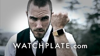 Watchplate - Gold Plated Apple Watches