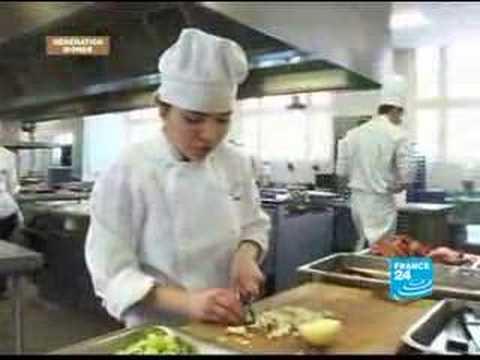erasmus à l'ecole de cuisine, paris - youtube - Ecole Cuisine Paris