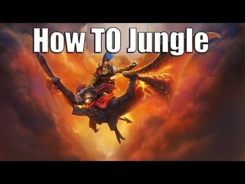 DoTa 2 How To Jungle Batrider patch 7.06