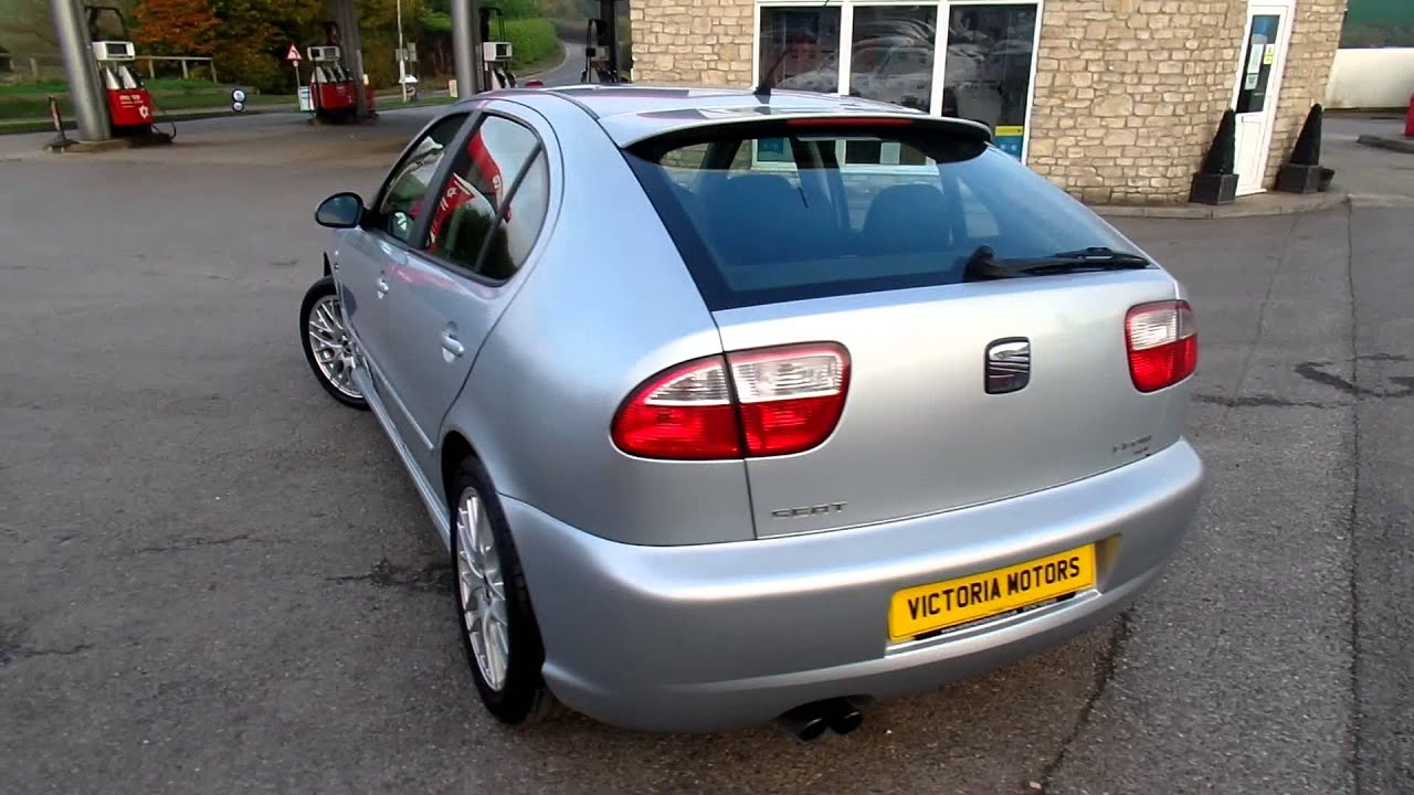 2005 55 seat leon fr tdi 150 5 dr for sale youtube. Black Bedroom Furniture Sets. Home Design Ideas