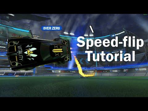 Speed-flip Tutorial (Rocket League)