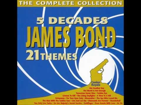 21 Dr. No (The James Bond Theme)
