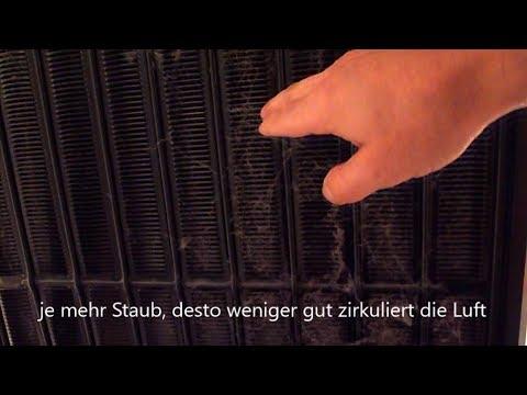 Hervorragend Kühlschrank, Rückseite säubern, Stromverbrauch verringern LM58