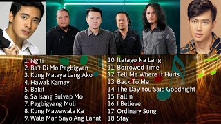 Cueshé, Erick Santos, Ronnie Liang And Others   OPM Collection   Non-Stop Playlist