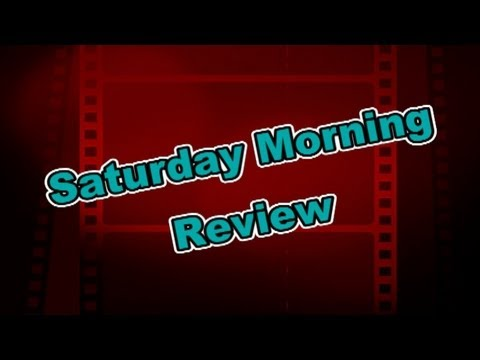 Saturday Morning Review - Episode 5 - Captain Caveman/Flintstones Drive-In