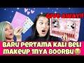 BELANJA MAKEUP + GIVEAWAY PAKET SUPER CUTE! | Indira Kalistha