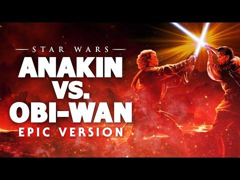 Star Wars: Anakin Vs Obi-Wan | EPIC VERSION