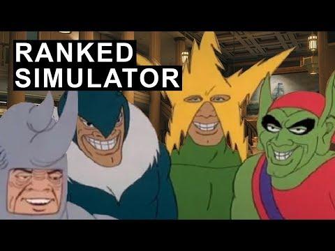 Ranked Simulator S1E1 | Gregor | ft. Braction