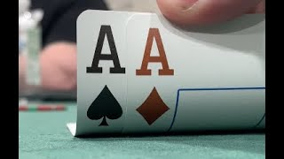 No Place Like Home And No Hand Like Aces! Poker Vlog EP 124