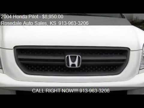 2004 Honda Pilot EX w/ Leather - for sale in Kansas City, KS