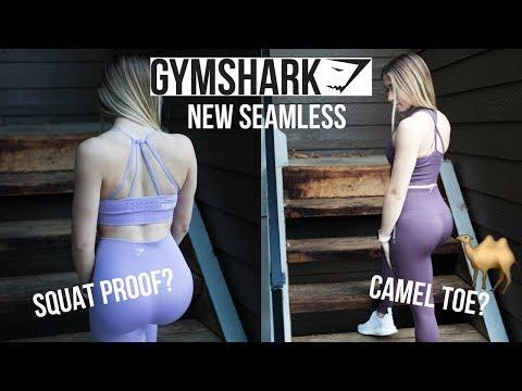 GYMSHARK New Seamless | NOT SPONSORED Review