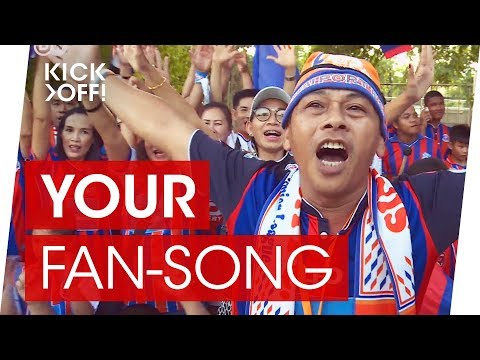 YOUR FAN SONG: Port FC from Bangkok