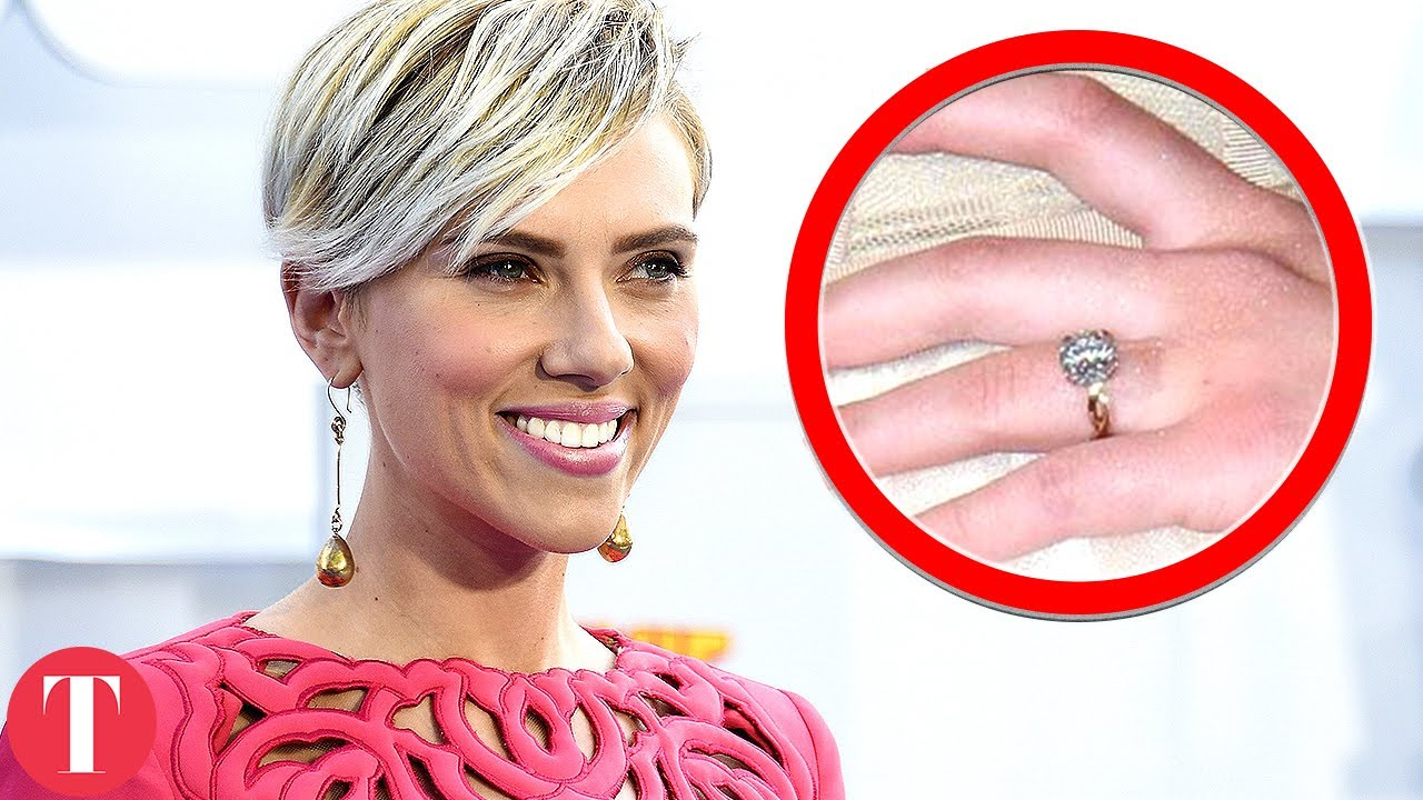 15 Cheap Celebrity Engagement Rings That You Could Afford - YouTube