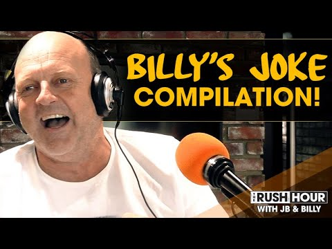 Billy's Joke COMPILATION! | Rush Hour With JB & Billy | Triple M