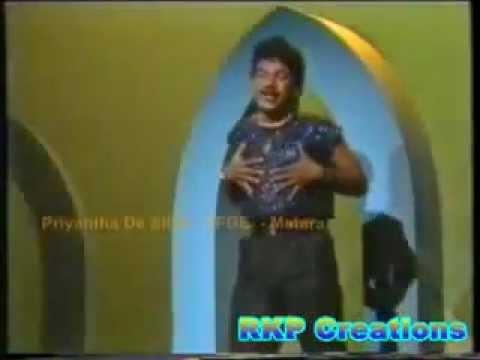 Sanda Basa Giya Thena nae - Rookantha Goonatilake - Original Video