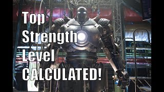 How Strong is the MCU Iron Monger?
