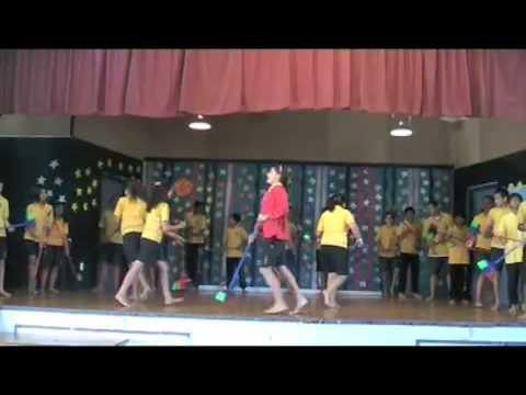 Stomp Broom Dance