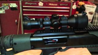 Js Camouflage Customs Hi-point 4095ts 40sw Carbine.