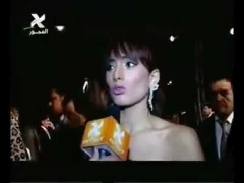 actrice egyptienne insulte les algériens