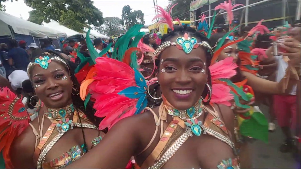 How Not To Do Trinidad Carnival Like A BASIC BITCH