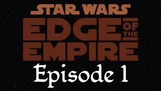 Star Wars Edge of the Empire Role Playing Game, Episode I - The Long Arm of the Hutt