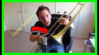 Student Model Trombone? What?! I am Shocked