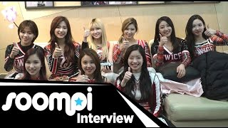 Video Interview: TWICE Talks Debut Success, Daily Life, and More (Eng Subs) download MP3, 3GP, MP4, WEBM, AVI, FLV April 2018