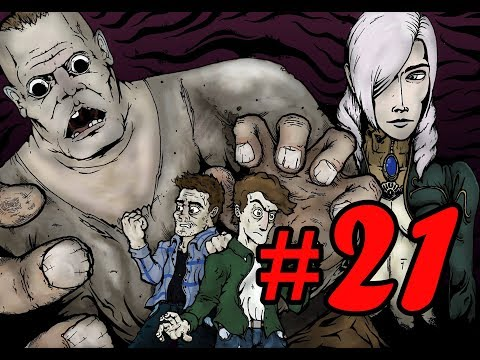 Haunting Ground - Part 21: Hard BreXXXit - Land Mines & Quick-Times