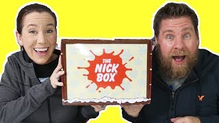 The Nick Box Unboxing