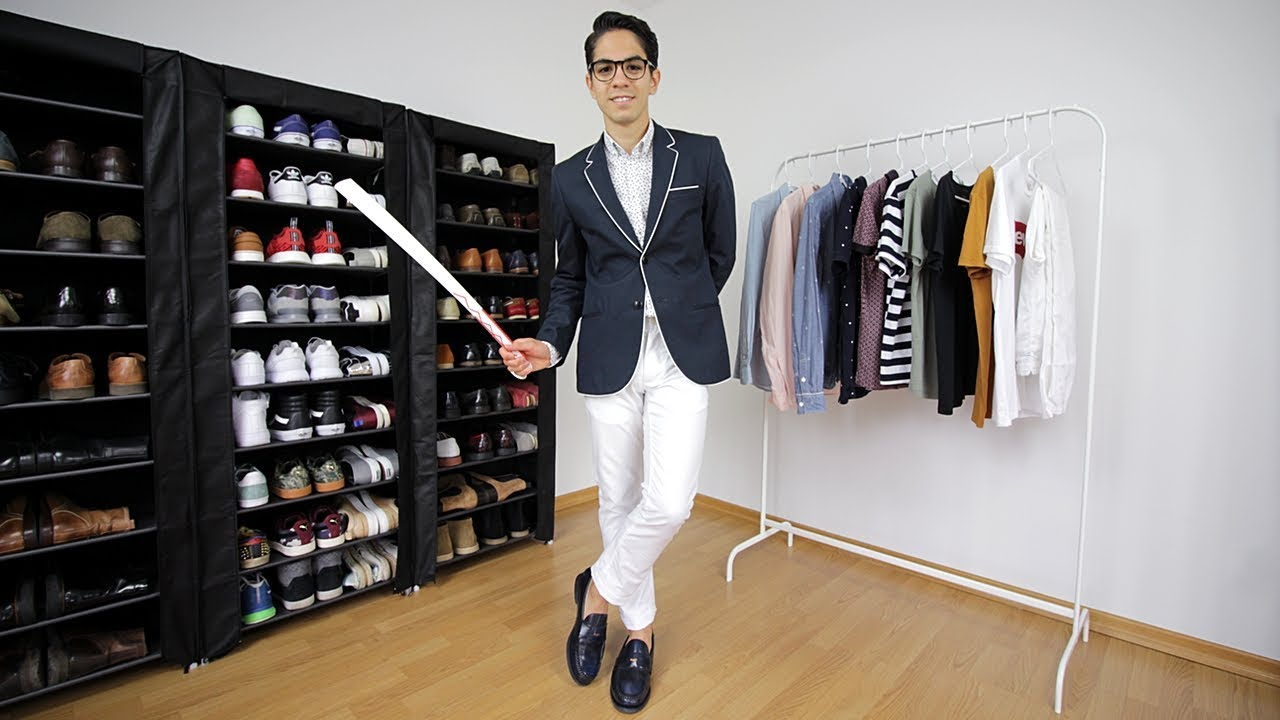 Cómo Vestir Pantalón Blanco Correctamente