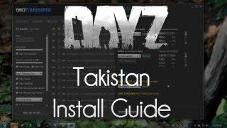 ARMA 2: DayZ Mod — Takistan Installation!