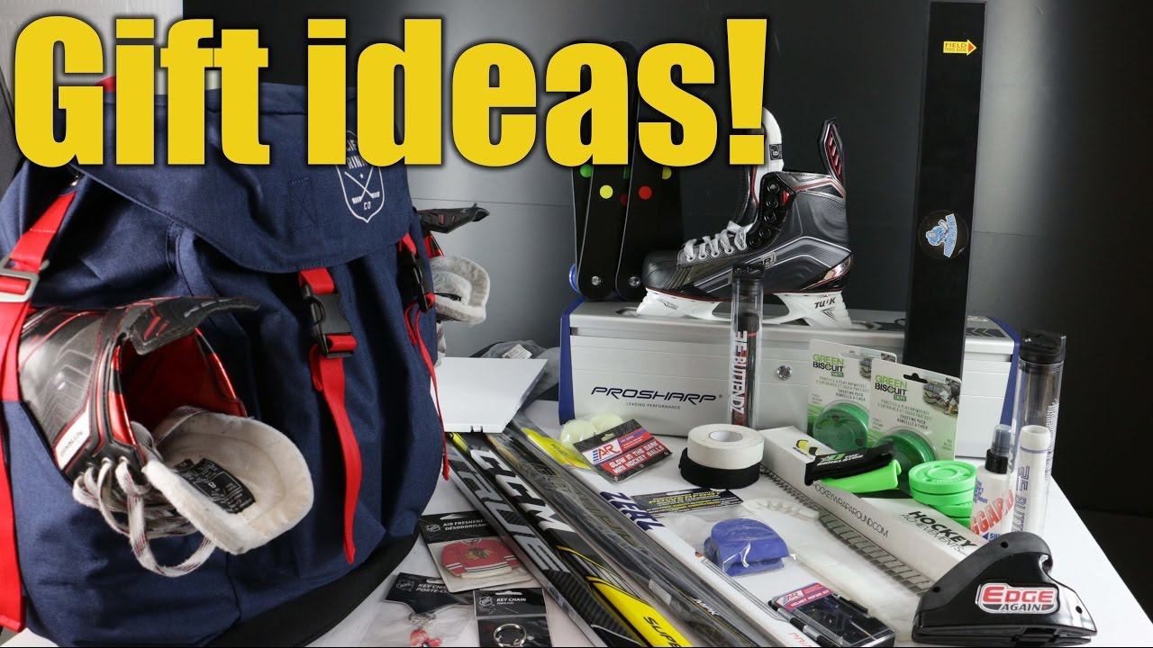 Best Gift ideas For Any Hockey Player - YouTube