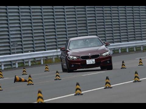 トヨタ クラウン 20 RS アドバンス vs BMW 440i グランクーペ Mスポーツダブルレーンチェンジ編DST♯12104
