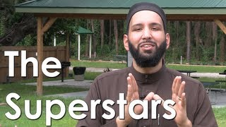 Saeed ibn Zaid (#Servitude) - Omar Suleiman - Quran Weekly