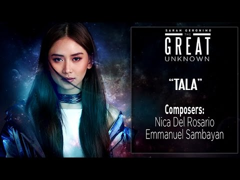 Sarah Geronimo — Tala [Official Lyric Video]