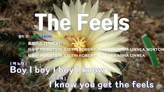 [은성 반주기] The Feels - 트와이스(TWICE)